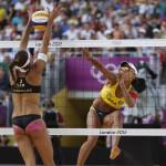 Тейпирование в волейболе – эффективный способ избежать травм