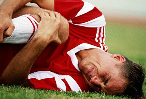 профилактика травм коленного сустава