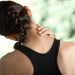 Лечение боли в области шеи с помощью кинезио тейпа