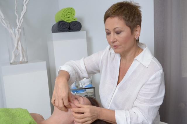 Обучение сплит-массажу