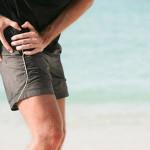 Чем снять боль в тазобедренном суставе? Кинезио тейпирование тазобедренного сустава