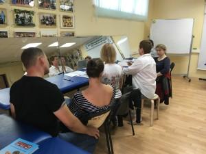 Отчет с семинара по сплит-массажу и тейпированию
