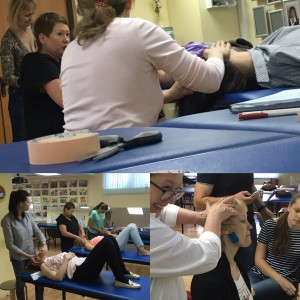 обученеи массажу и тейпированию