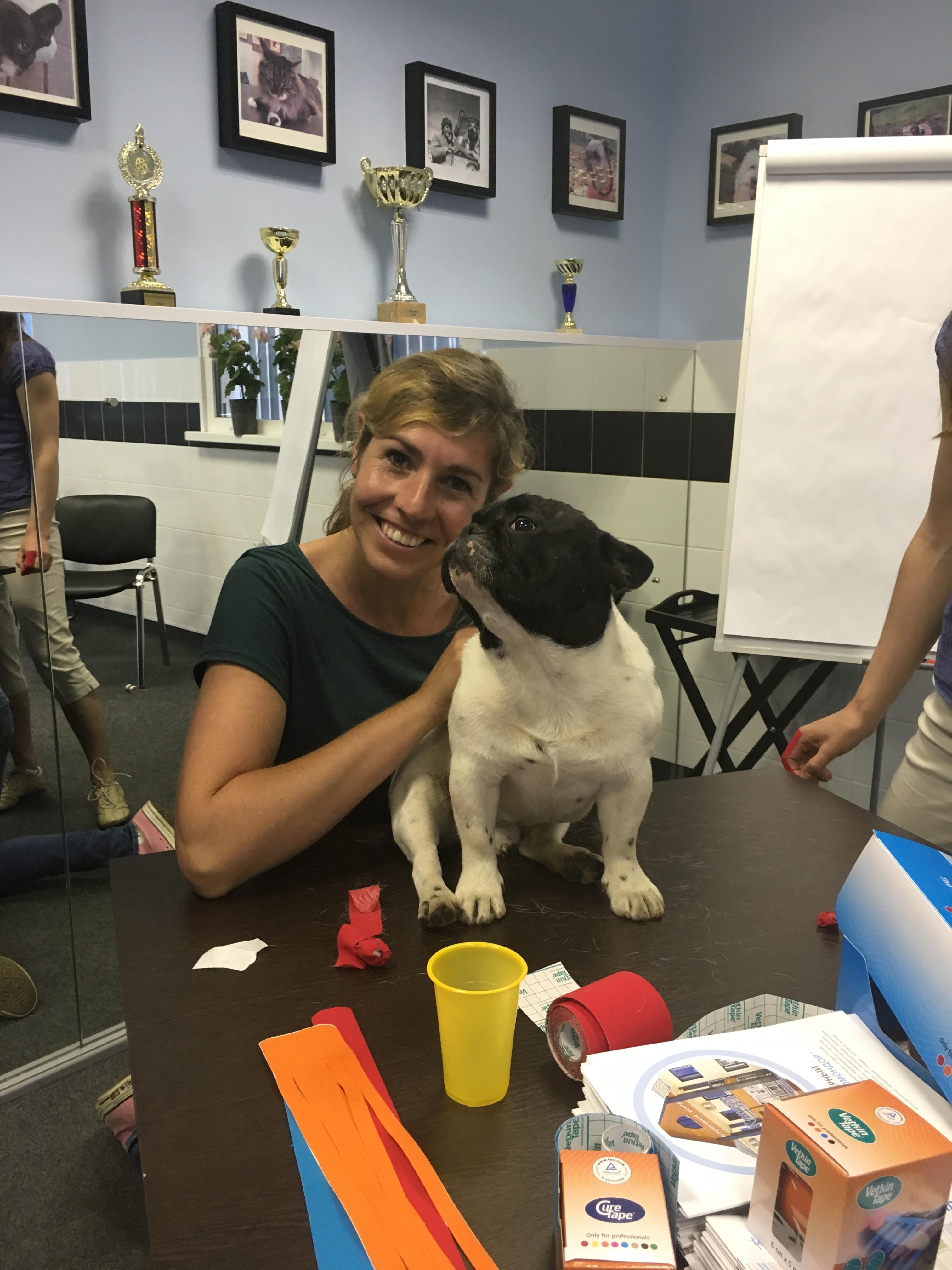Центр реабилитации собак Комодор
