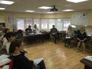 Отчет с семинара Л. Витвиновой, июнь 2016