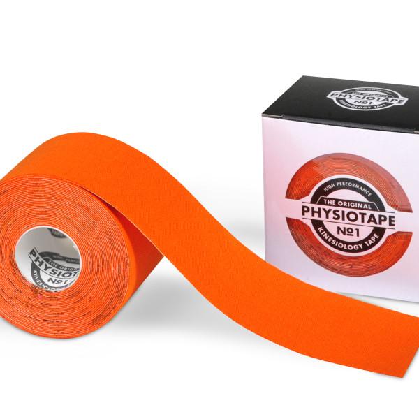 Fysiotape No1 Oranje