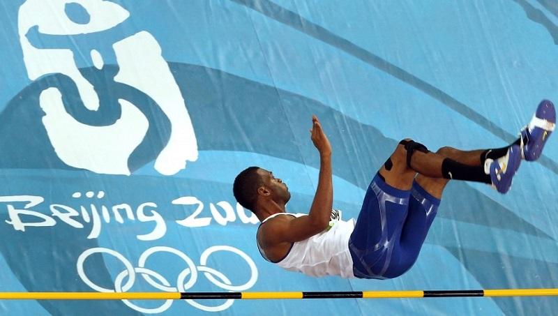 теприрование колена прыгуна
