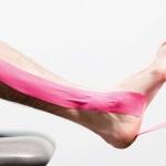 Эластичный пластырь для спортсменов спасет от растяжений