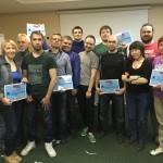 Отчет о семинаре MTC-1 Коломиец Павла в Иркутске