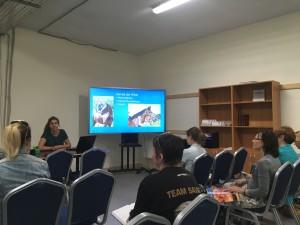 семинар по кинезиотейпированию лошадей