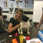 Круглый стол по кинезиотейпированию собак состоялся!
