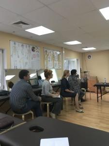 слушатели семинара Л. Витвиновой, июнь 2016