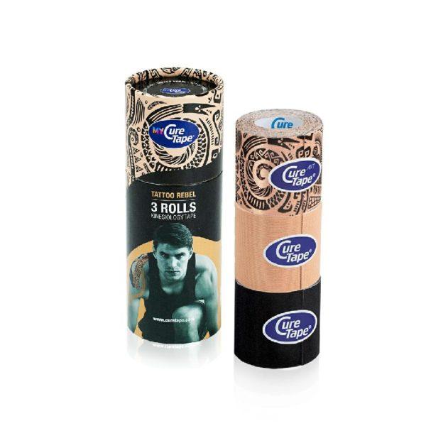 mycuretape-3-rolls-tattoo-rebel-with-cylinder